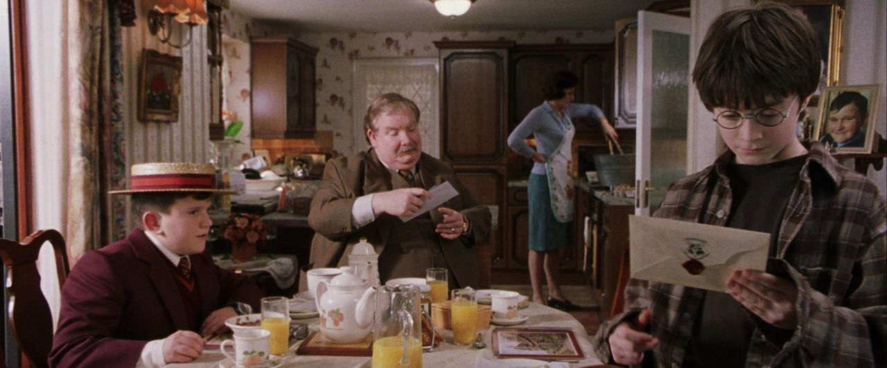 Dursley Family in Harry Potter