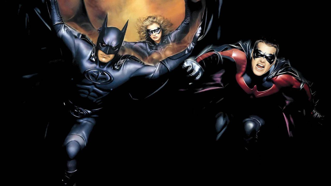 Joel Schumacher Batman