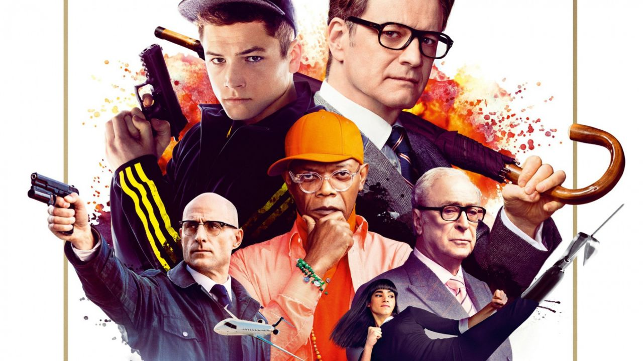 Kingsman: The Secret Service Wallpaper