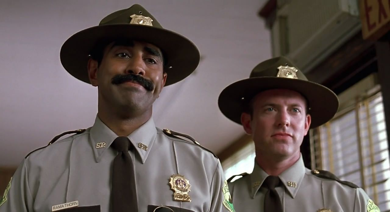 Super Troopers Top Comedy