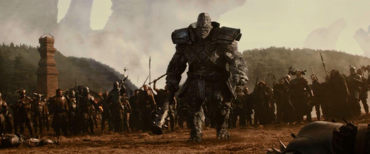 Korg in Thor: The Dark World