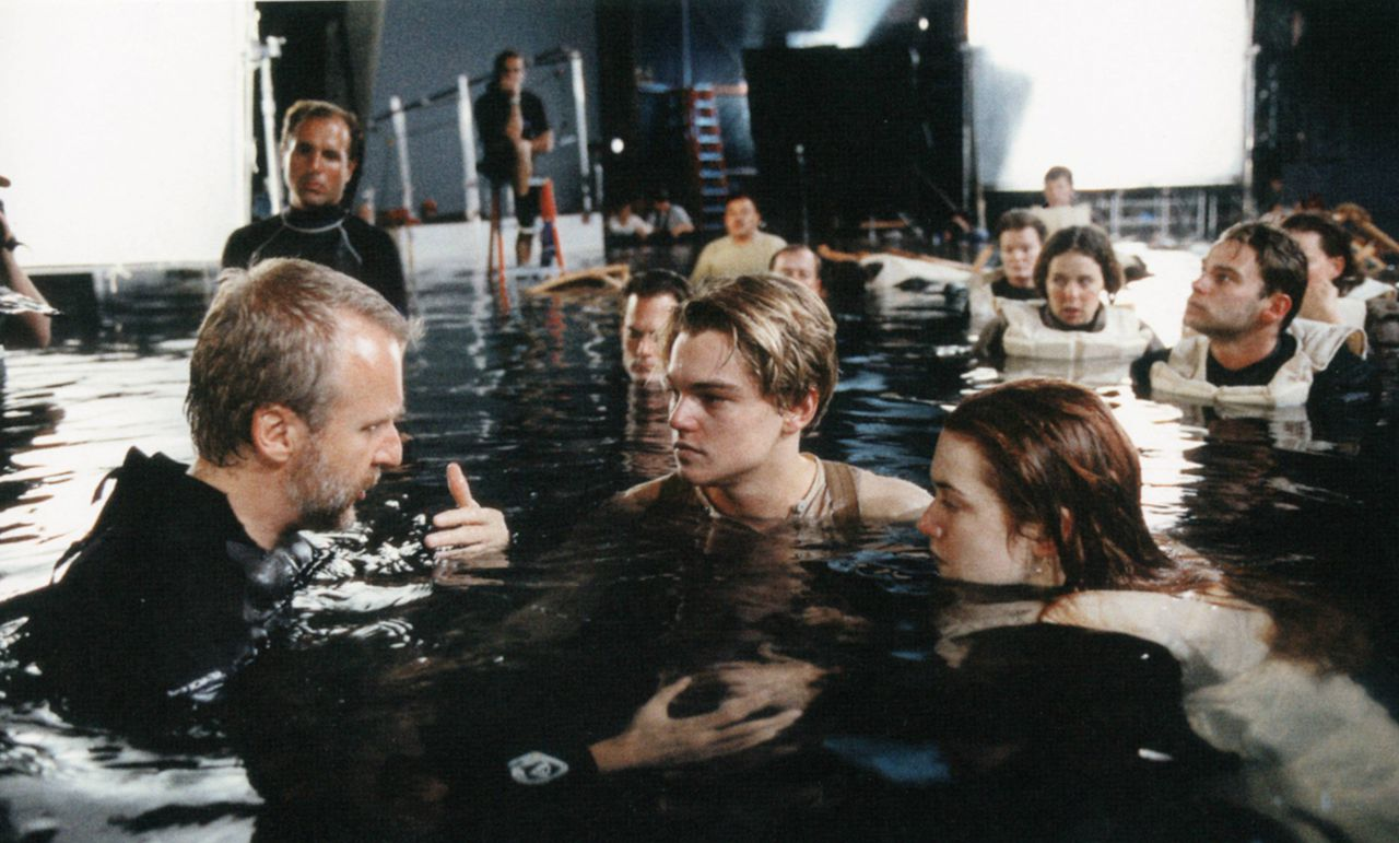 Titanic BTS Pool