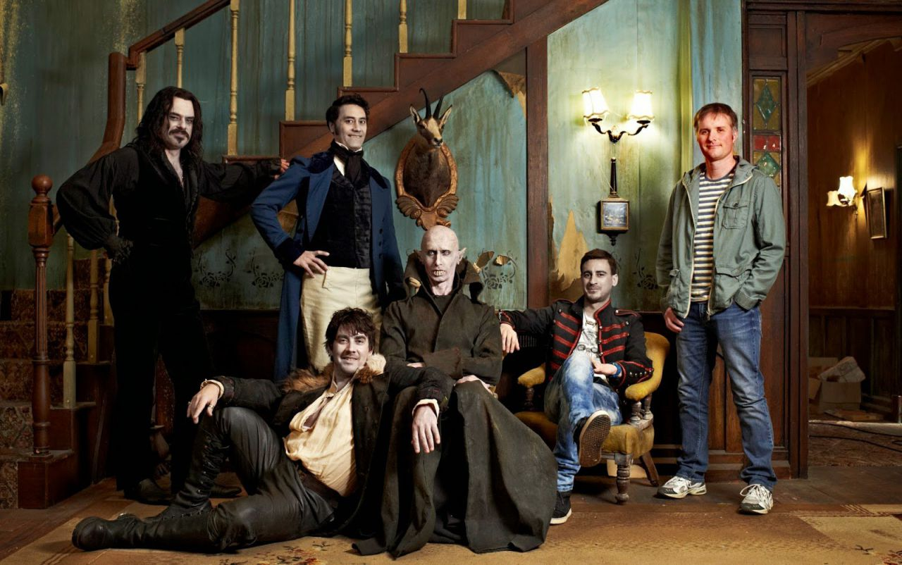 What We do in the Shadows Top Comedy