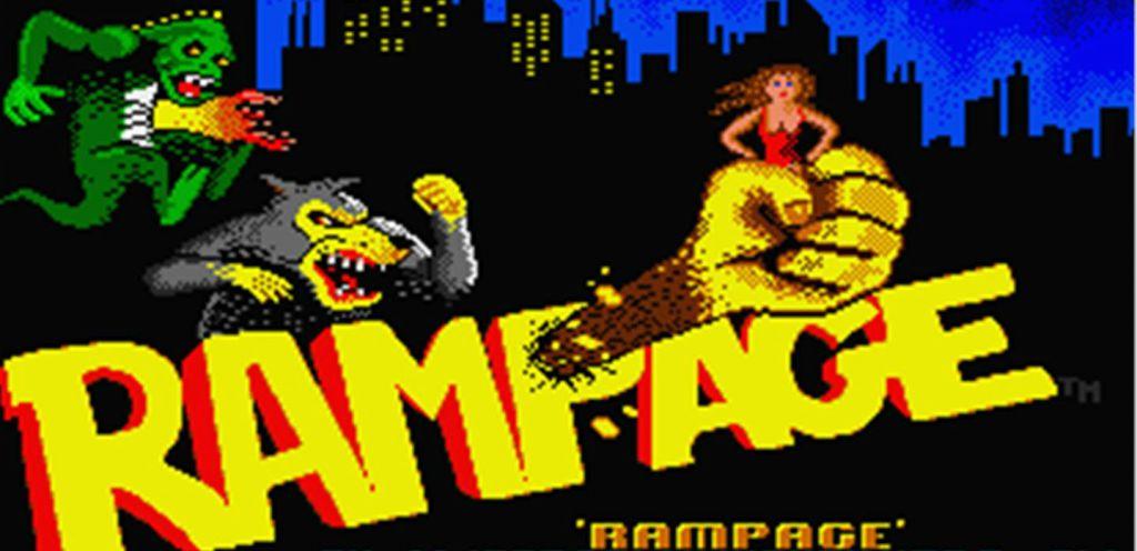 Rampage Arcade