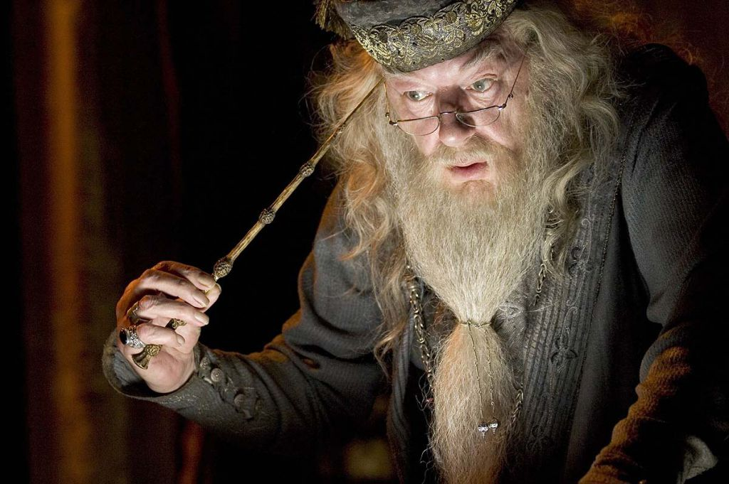 Dumbledore for Fantastic Beasts