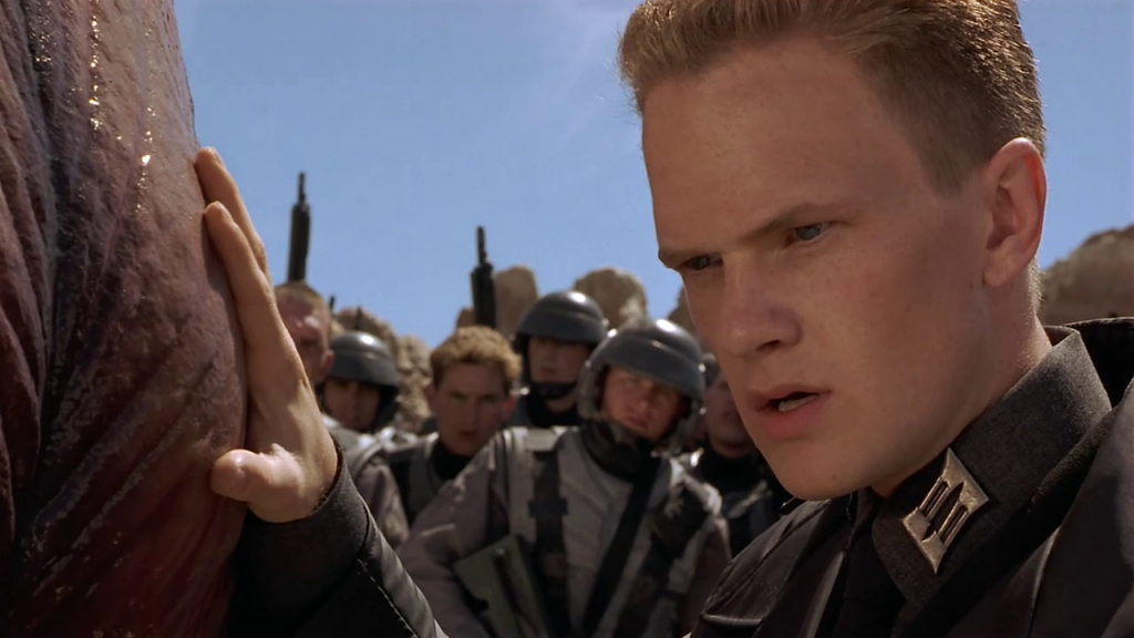 NPH in Starship Troopers