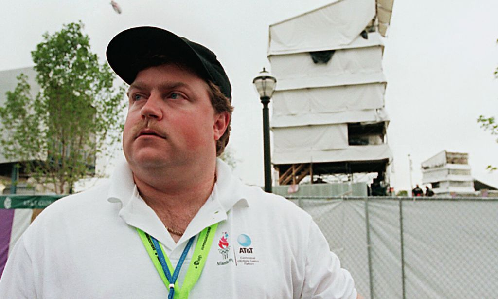 Richard Jewell Atlanta Olympic hero