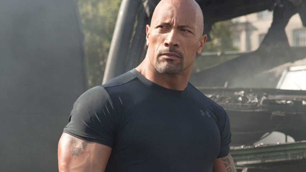 Dwayne Johnson Fast & Furious