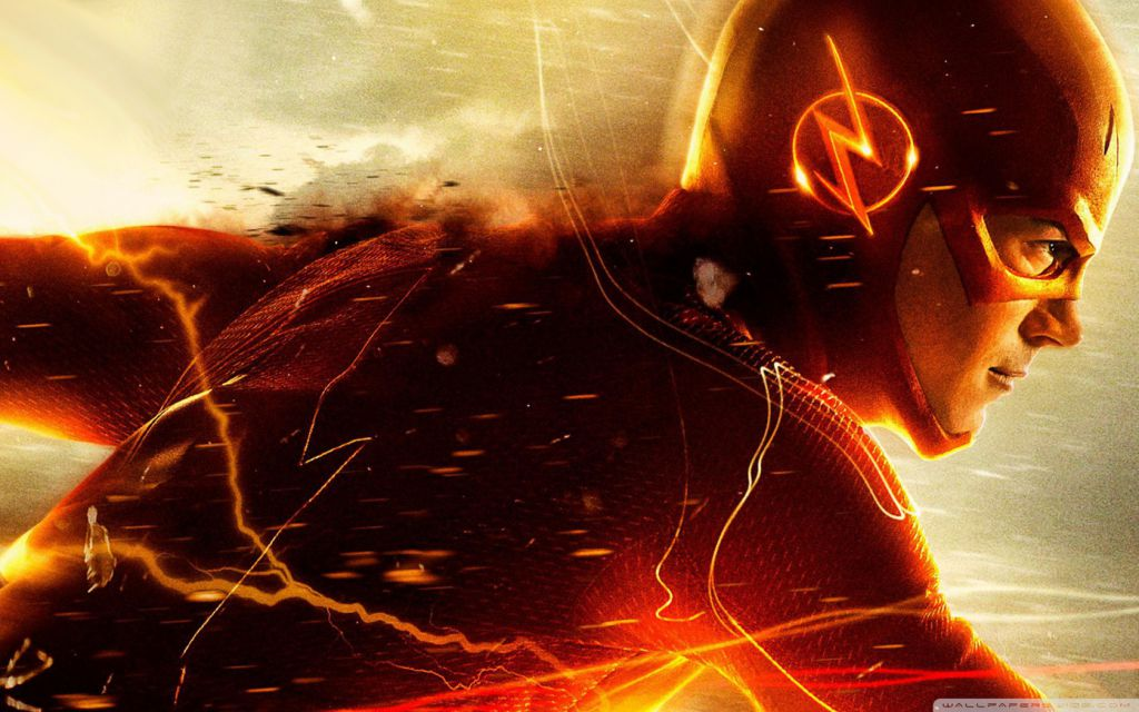 The Flash CW Wallpaper