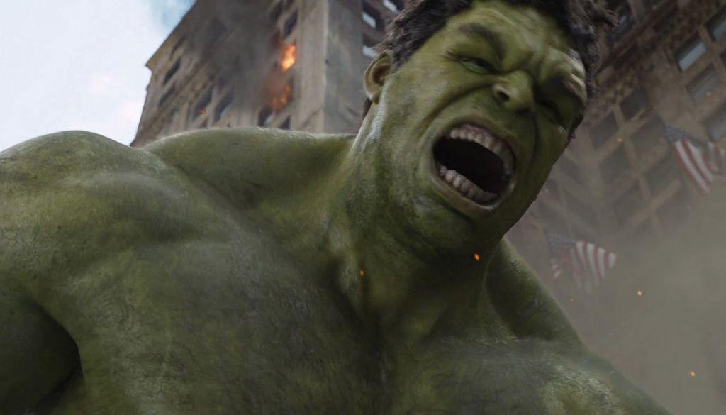 Avengers Hulk Crossover