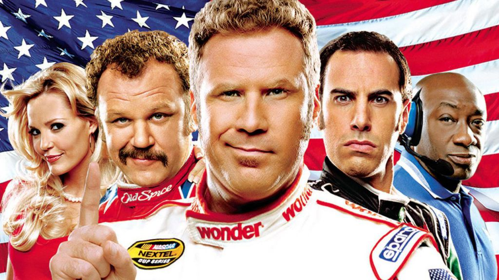 Will Ferrell Talladega Nights