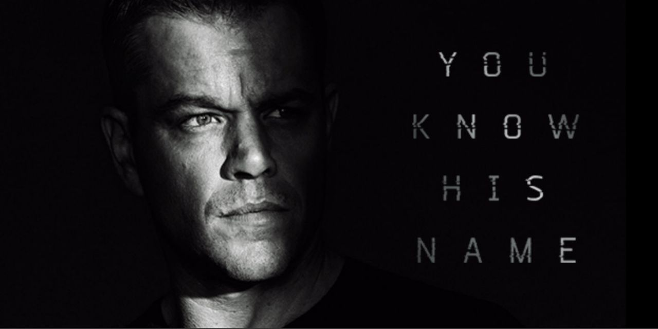 Jason Bourne Wallpaper