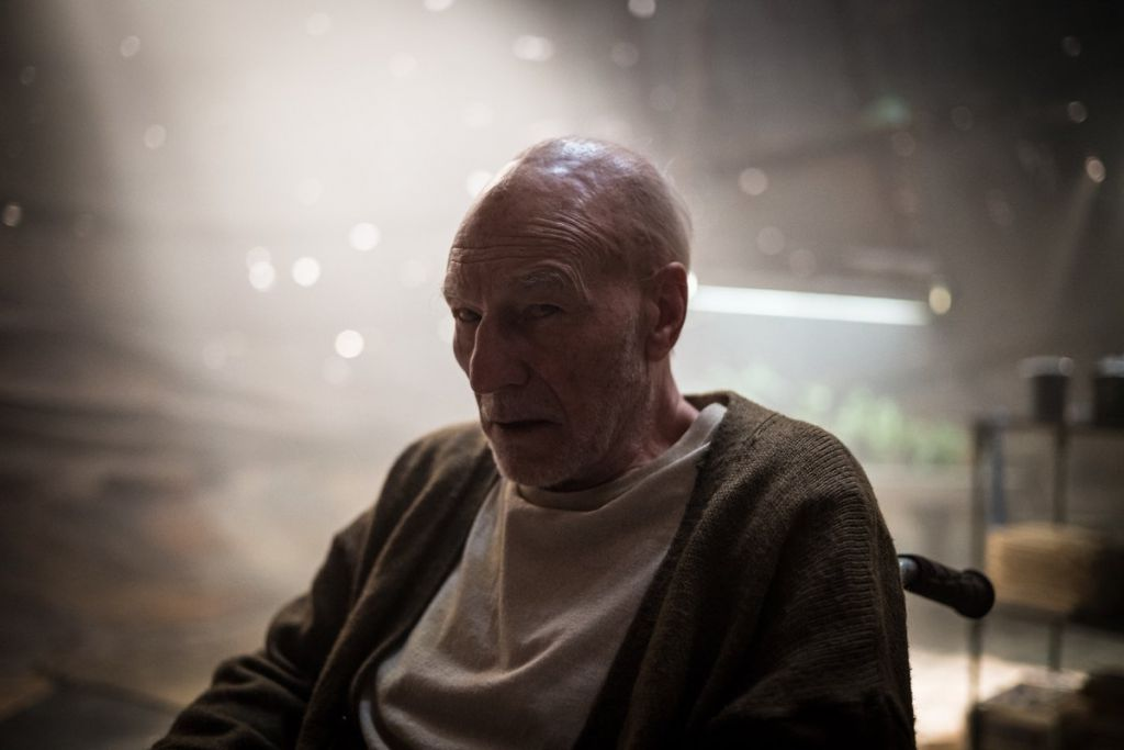 Charles Xavier in Logan