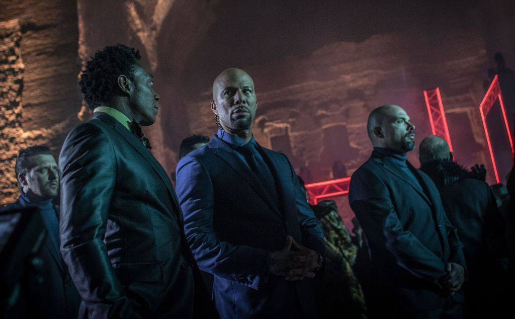 Common in John Wick