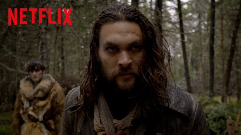 Jason Momoa in Netflix