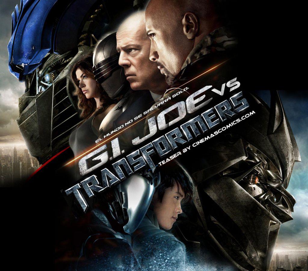G.I. Joe Transformers Crossover