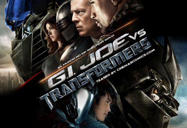 Director Discusses Plans To Crossover G.I. Joe 3 With Transformers