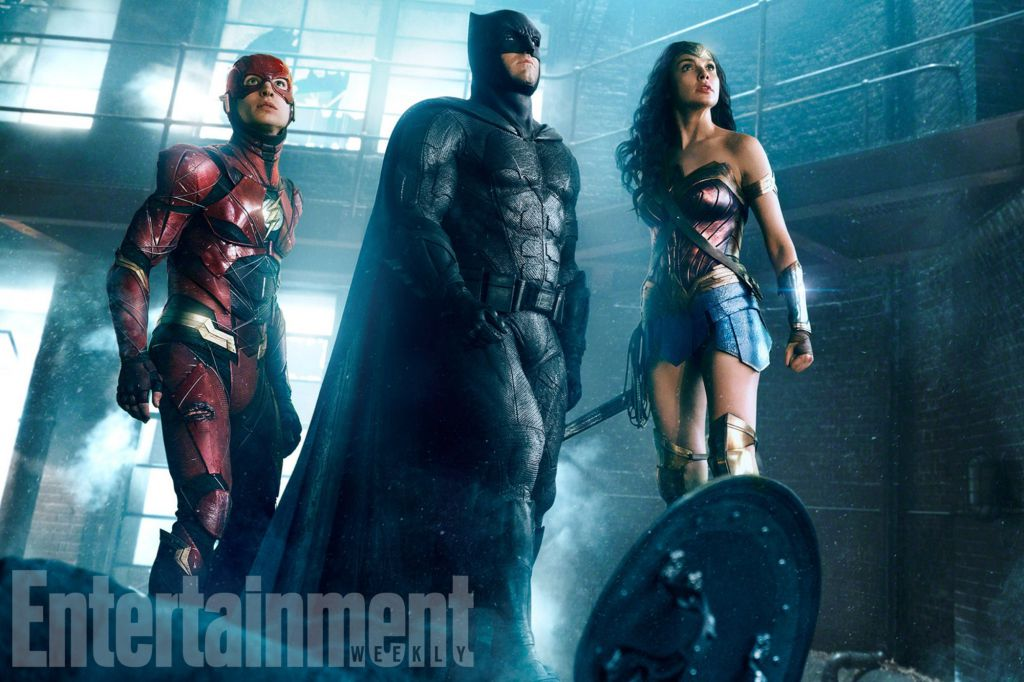 Justice League DC Poster