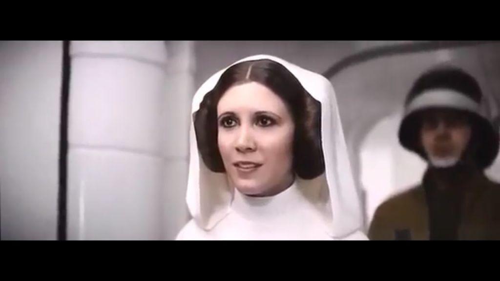 Princess Leia Rogue One