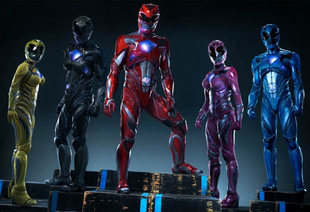 7 Things About the Power Rangers Series You May Not Know