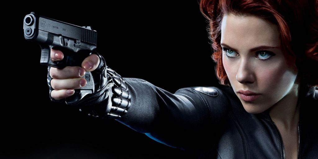 Black Widow Solo Movie