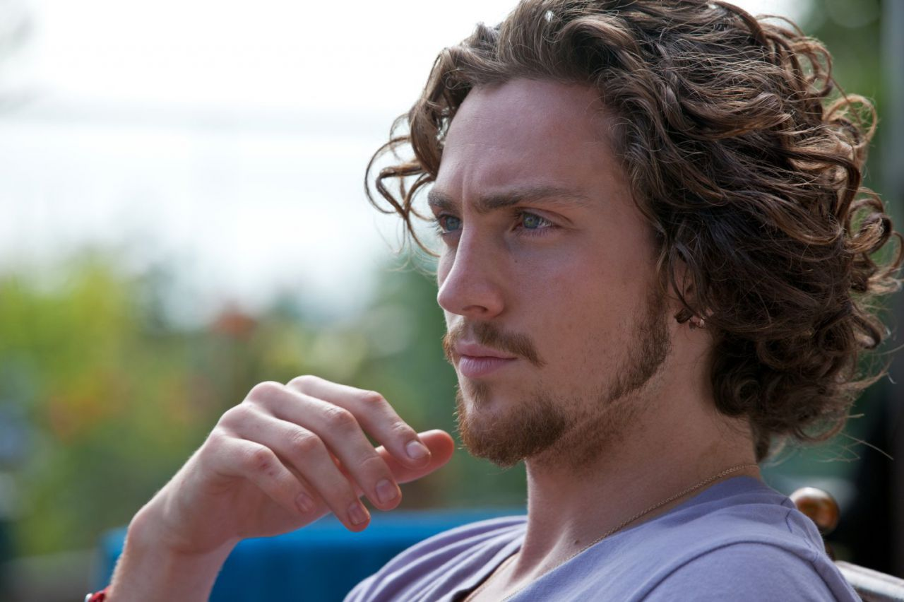 Aaron Taylor-Johnson in Savages