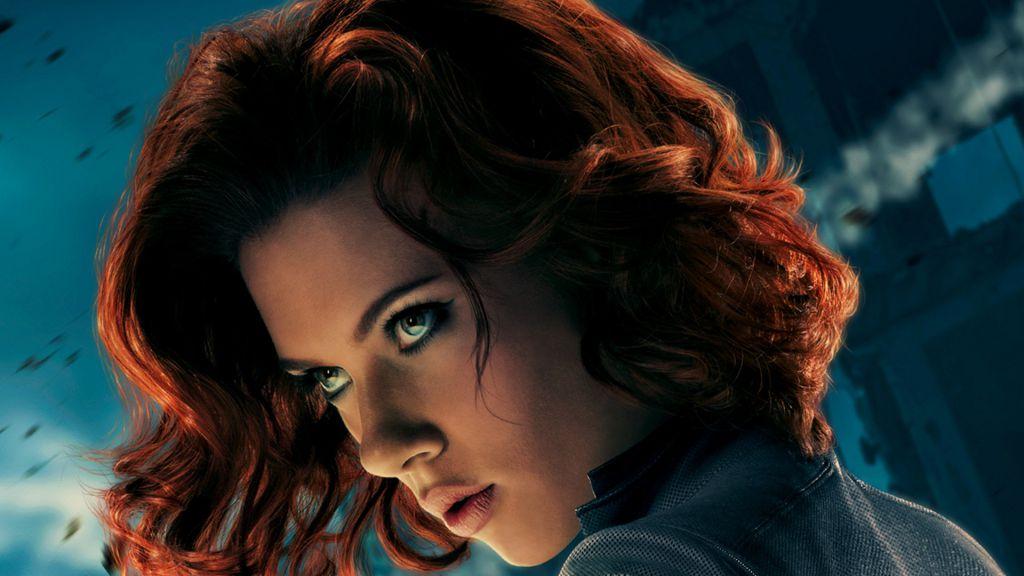 Black Widow Marvel Wallpaper