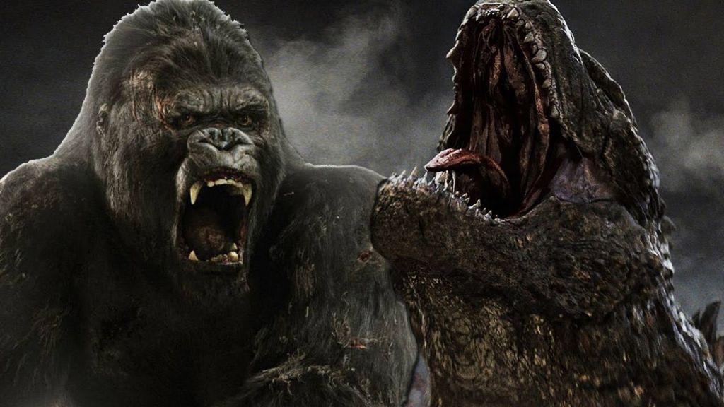 Godzilla King Kong Crossover