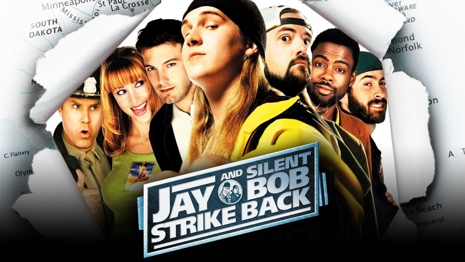 Jay and Silent Bob Strike Back Wallpaper