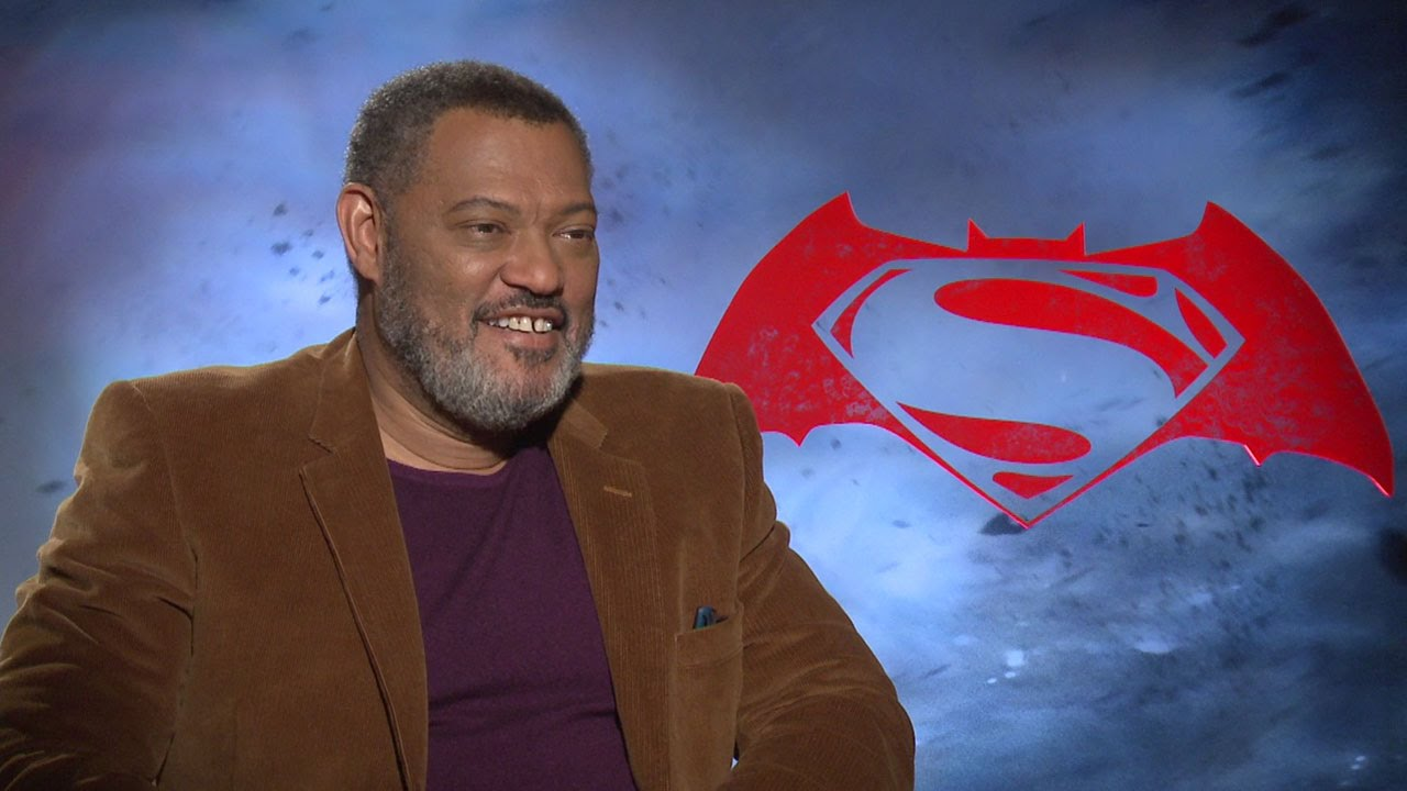 laurence fishburne  marvel has been kicking dc u0026 39 s ass