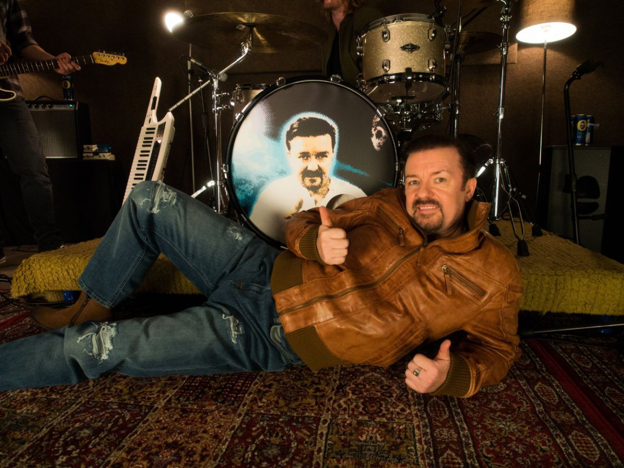 Ricky Gervais David Brent