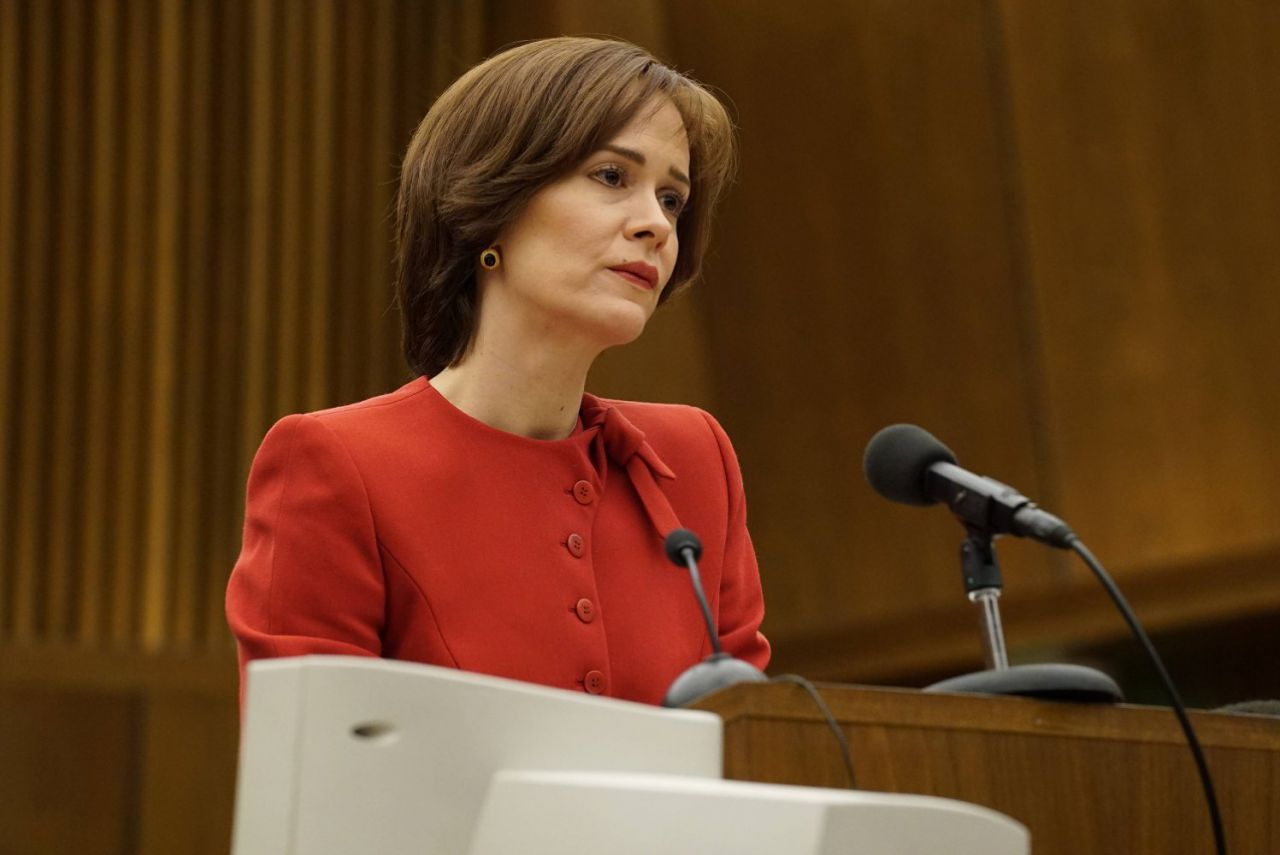 Sarah Paulson in The People vs OJ Simpson