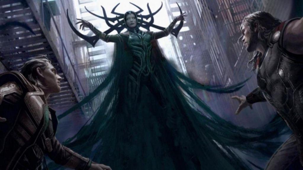 Thor: Ragnarok Villain