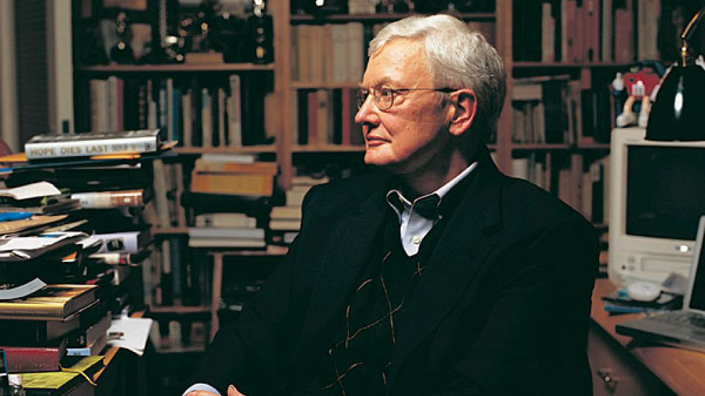 Film Critic Roger Ebert