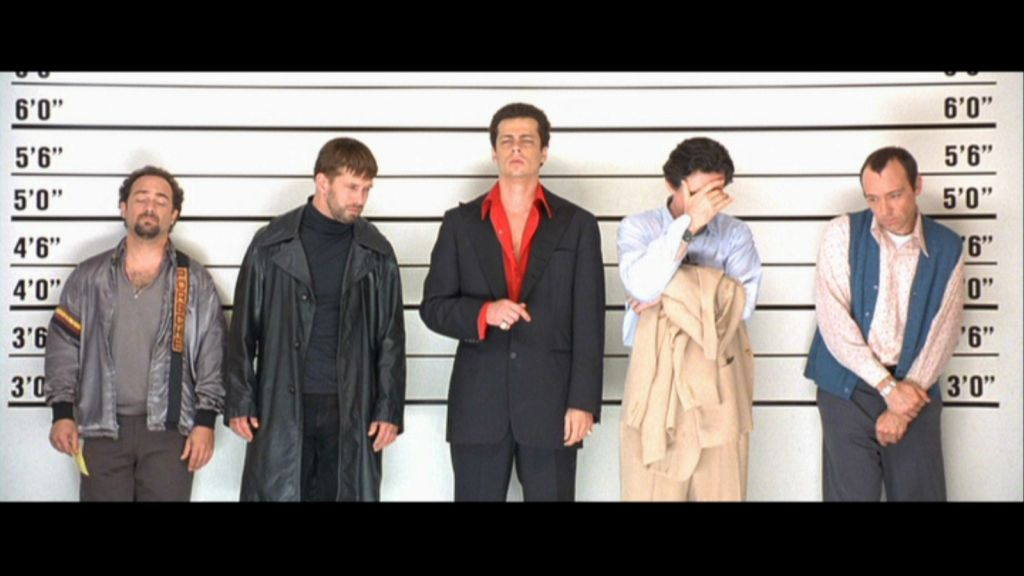 The Usual Suspects Wallpaper