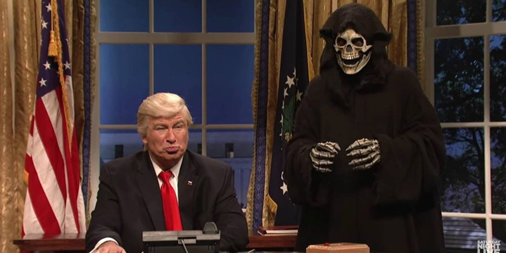 Alec Baldwin SNL Trump