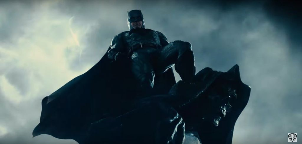 Justice League with Ben Affleck