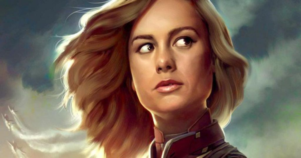 Brie Larson Captain Marvel Will Be A Symbol Of Strength