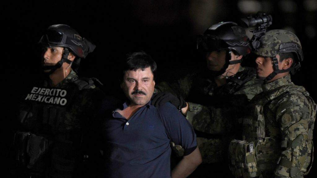 El Chapo Drug Lord