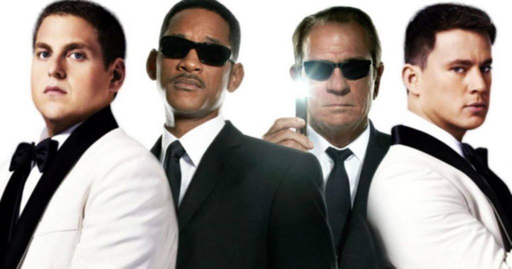 Men in Black 21 Jump Street Crossover Parody