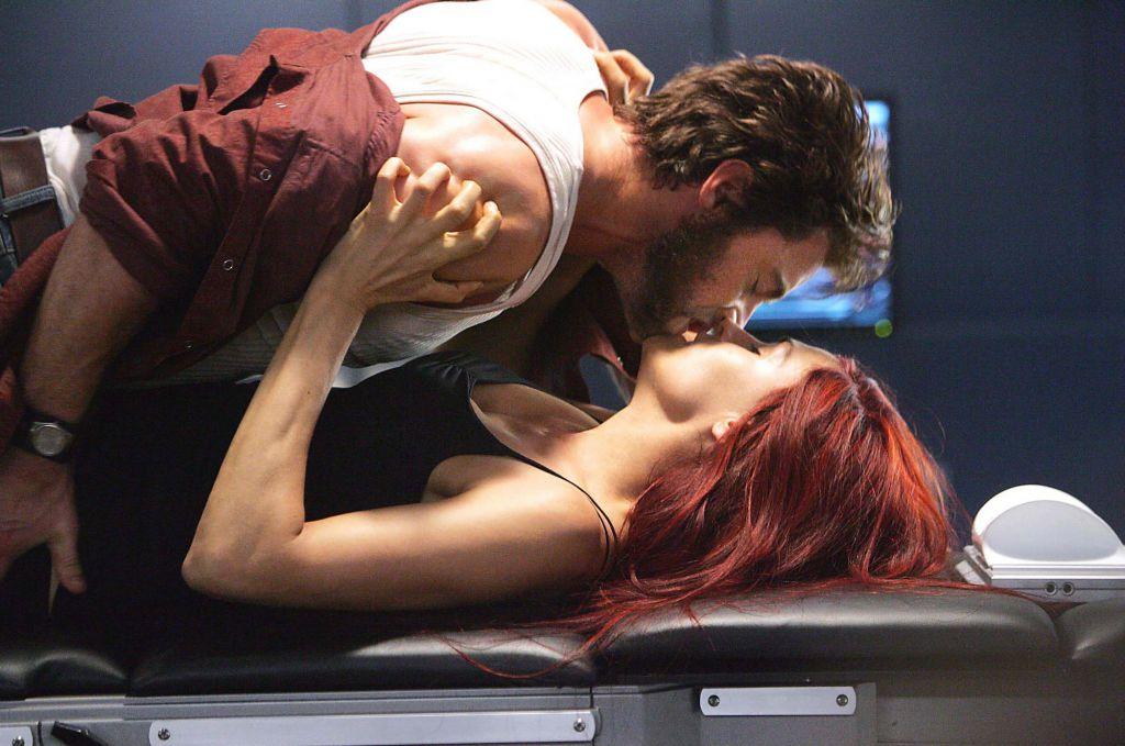 Logan Jean Grey Flashback