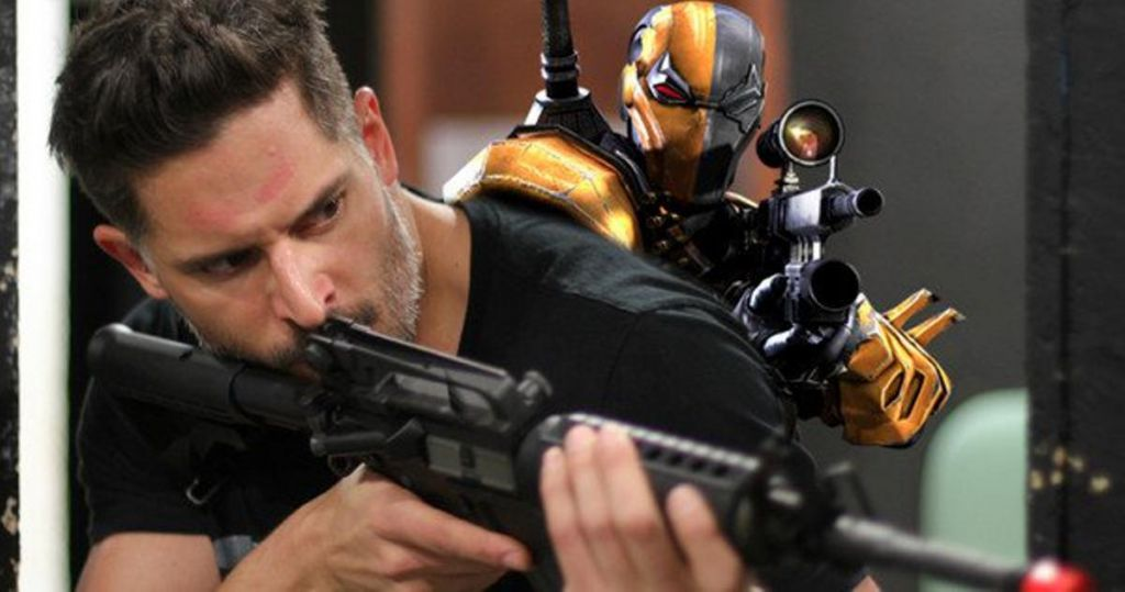 Joe Manganiello as Deathstroke
