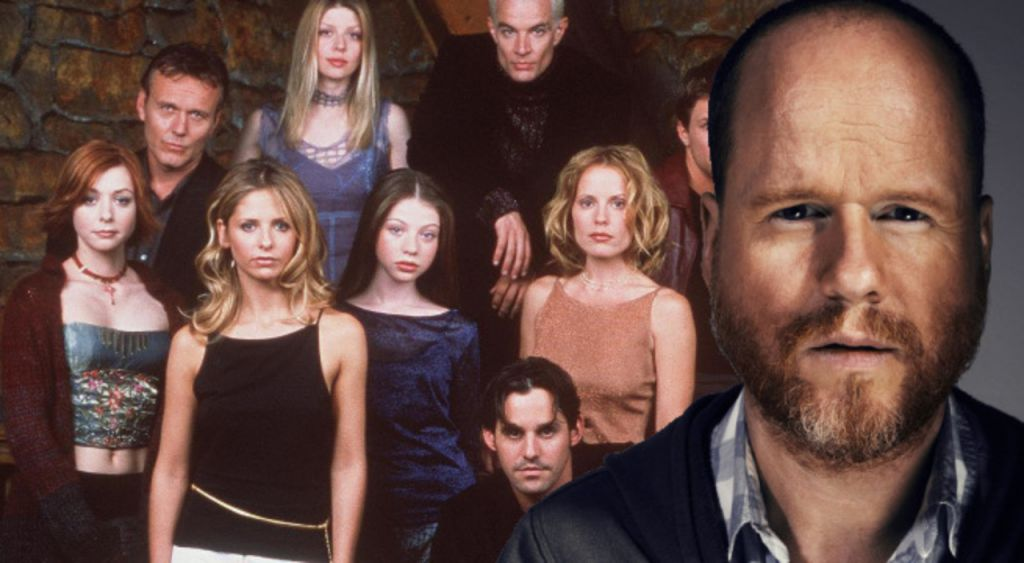 Joss Whedon on Buffy the Vampire Slayer