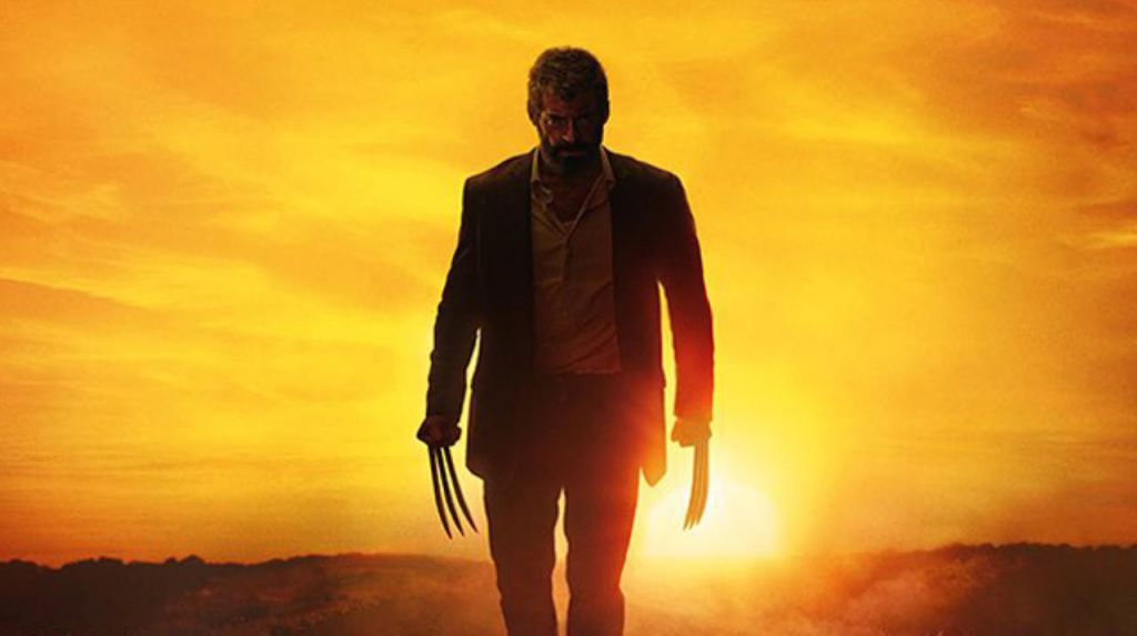 Hugh Jackman in Logan Poster