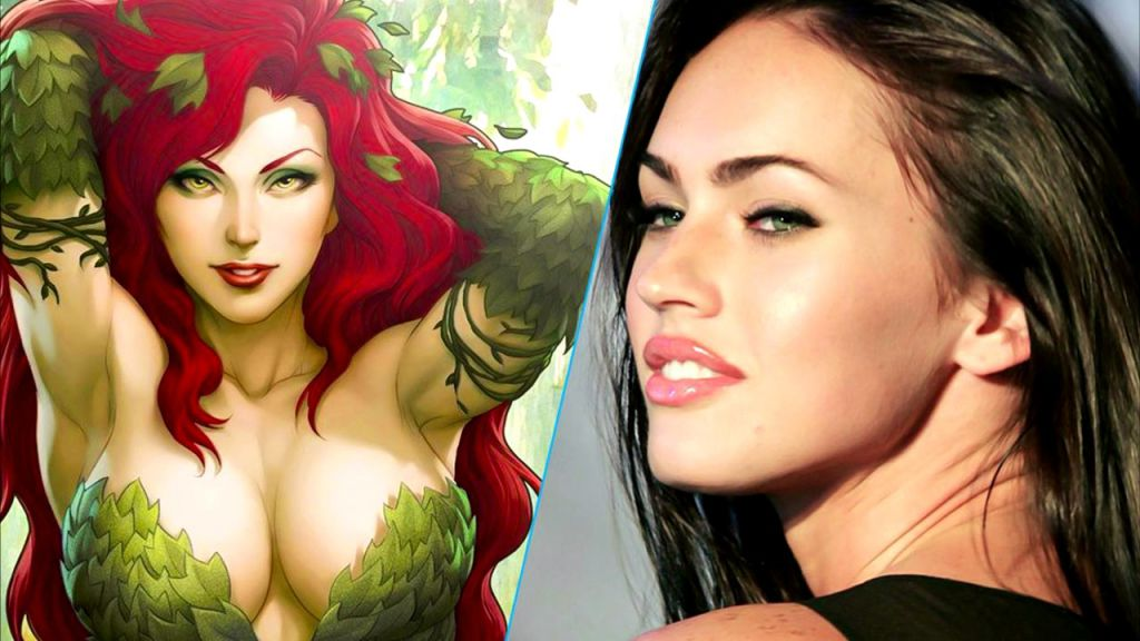 Megan Fox Poison Ivy