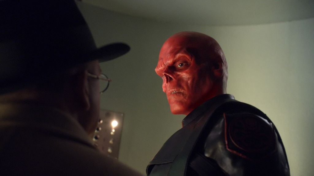 Red Skull in Captain America The First Avenger
