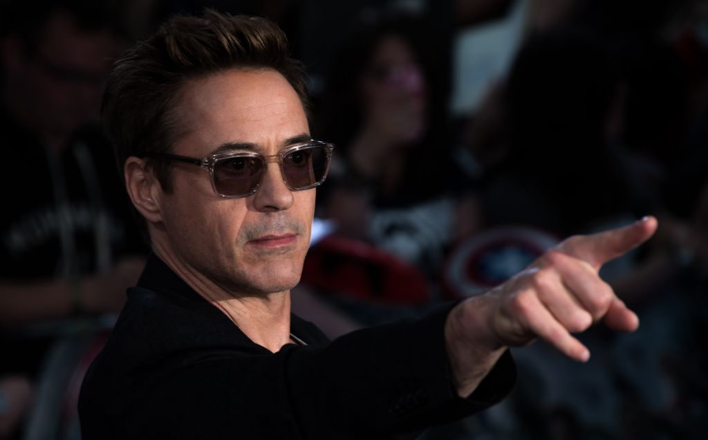 Robert Downey Jr Forbes List