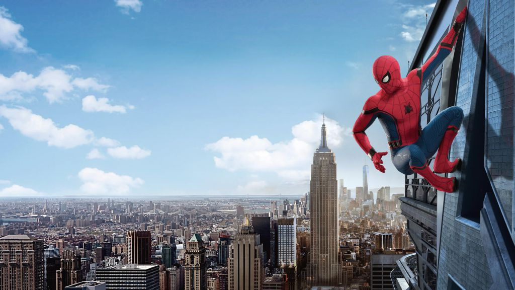Wallpaper for Spider-Man Homecoming