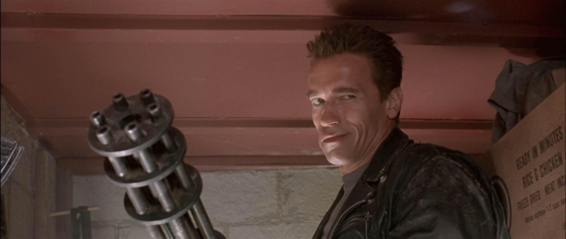 Afbeeldingen van Terminator 2 Judgement Day Shining