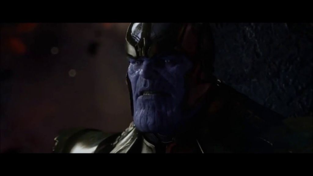 Thanos Marvel Villain